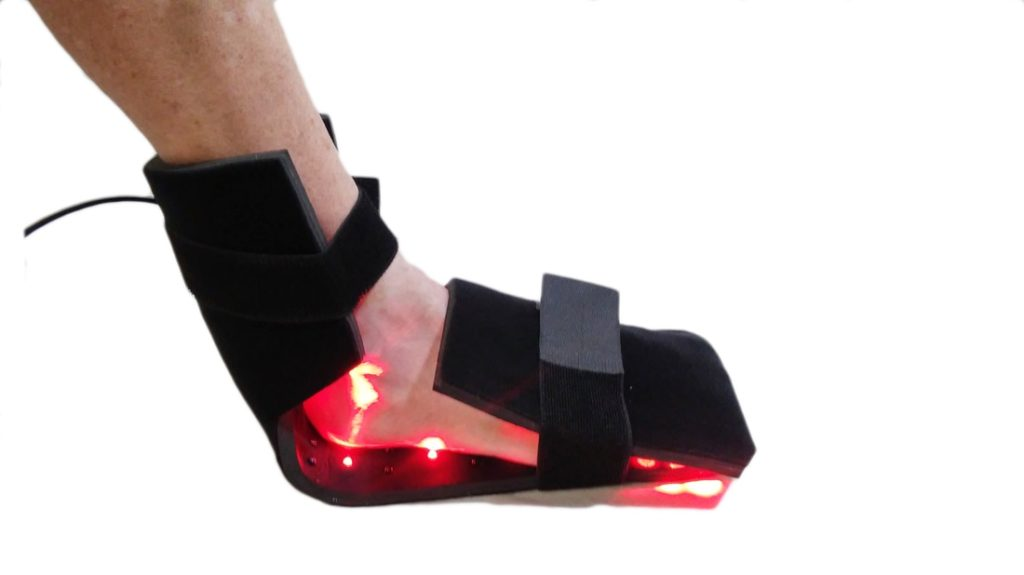 Infrared Light Boots