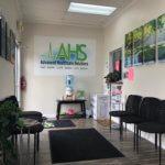 Davis Family Chiropractic Waiting Room