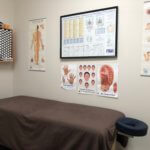 Davs Family Chiropractic Acupuncture and Dry needling Room